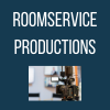 ROOMSERVICE Productions Logo